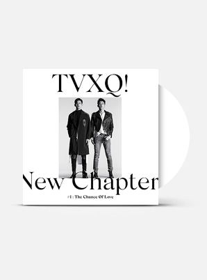 TVXQ! The 8th Album - New Chapter #1 : The Chance of Love