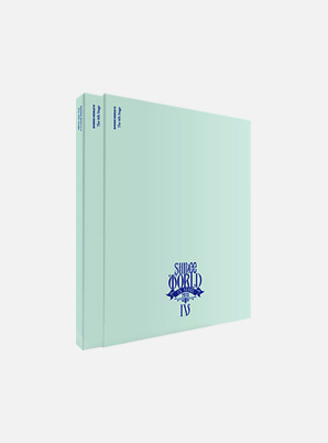 SHINee SHINee WORLD IV : The 4th Stage PHOTO BOOK + LIVE ALBUM