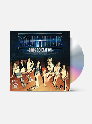 GIRLS' GENERATION The 5th Album - YOU THINK