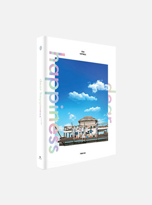 EXO dear happiness PHOTO BOOK