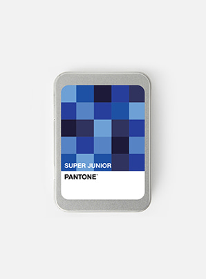 [PANTONE SALE] SUPER JUNIOR  SM ARTIST + PANTONE™ CHEWING GUM