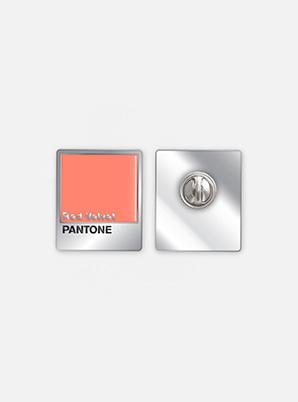 [PANTONE SALE] Red Velvet  SM ARTIST + PANTONE™ DIY PIN