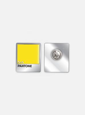 [PANTONE SALE] BoA  SM ARTIST + PANTONE™ DIY PIN