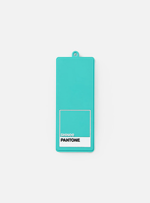 [PANTONE SALE] SHINee  SM ARTIST + PANTONE™ LUGGAGE NAME TAG