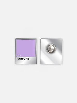 [PANTONE SALE] f(x)  SM ARTIST + PANTONE™ DIY PIN