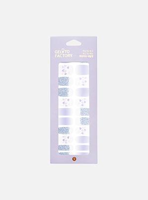 [TAEYEON &P!CK] Gelato Factory Nailfit Blue Milky Way