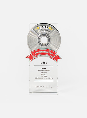 EXO TROPHY 7TH
