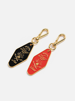 TVXQ! HOTEL KEY RING