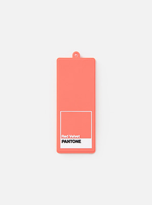 [PANTONE SALE] Red Velvet  SM ARTIST + PANTONE™ LUGGAGE NAME TAG