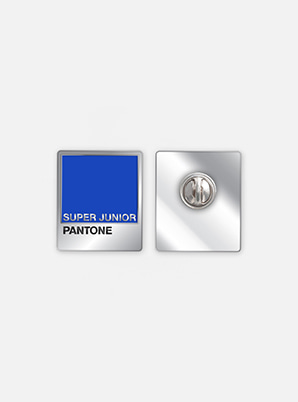 [PANTONE SALE] SUPER JUNIOR  SM ARTIST + PANTONE™ DIY PIN