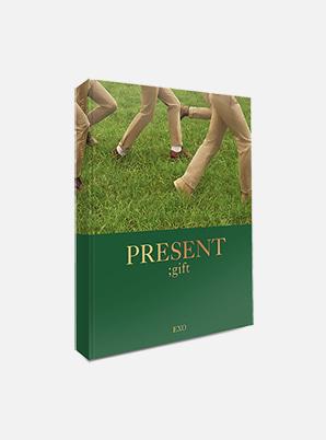 EXO PRESENT ; gift PHOTO BOOK