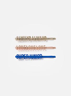 SUPER JUNIOR LOVELOVE HAIR PIN SET