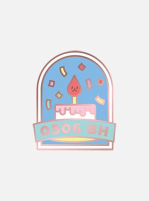 BAEKHYUN 2019 BAEKHYUN BIRTHDAY PARTY MD_BADGE