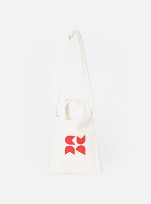 TVXQ! TYPOGRAPHIC ECO BAG