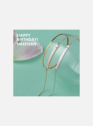 HAECHAN ARTIST BIRTHDAY BRACELET
