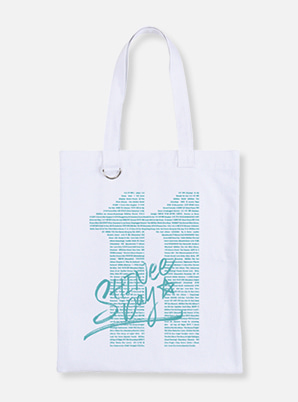 SHINee DEBUT 11th ANNIVERSARY EXHIBITION ECO BAG
