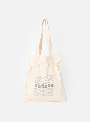 EXO TYPOGRAPHIC ECO BAG