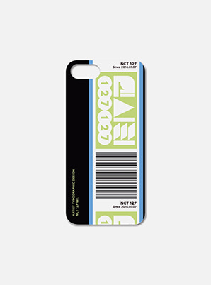 [ONLINE LIMITED] NCT 127 TYPOGRAPHIC ARTIST CASE