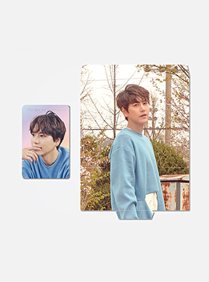 KYUHYUN HOLOGRAM PHOTO CARD SET - The day we meet again