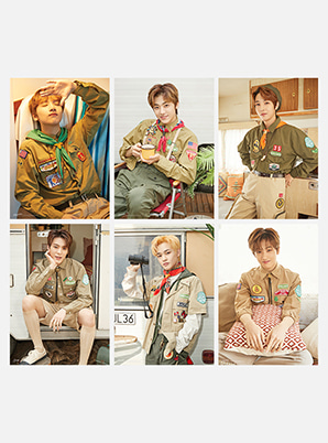 NCT DREAM POSTER - SUMMER VACATION KIT