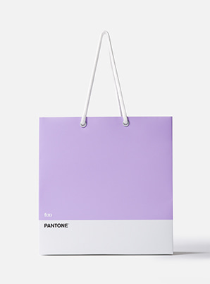 [PANTONE SALE] f(x)  2019 SM ARTIST + PANTONE™ SHOPPING BAG SET