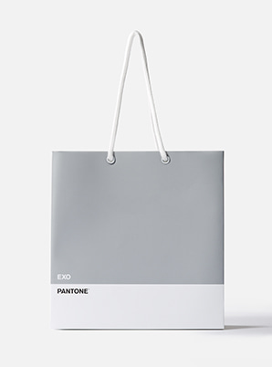 [PANTONE SALE] EXO  2019 SM ARTIST + PANTONE™ SHOPPING BAG SET