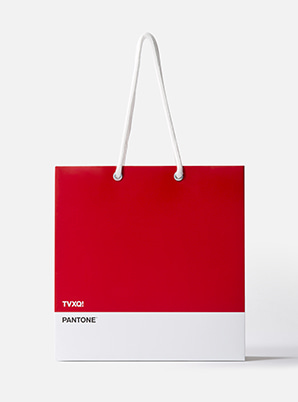 [PANTONE SALE] TVXQ!  2019 SM ARTIST + PANTONE™ SHOPPING BAG SET