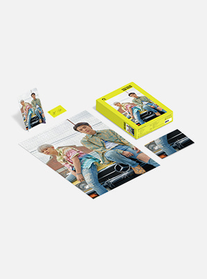 EXO-SC PUZZLE PACKAGE - What a Life