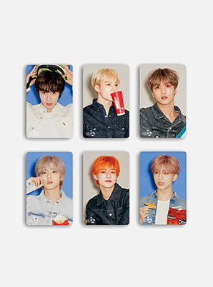 NCT DREAM TRANSPORTATION CARD - We Boom