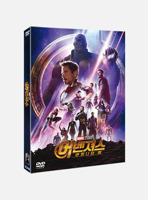 [MD &P!CK] Avengers: Infinity War DVD