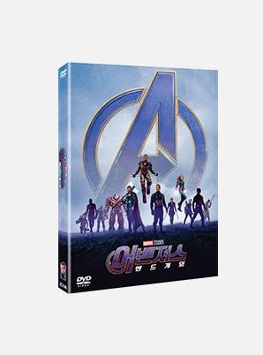 [MD &P!CK] Avengers: Endgame DVD