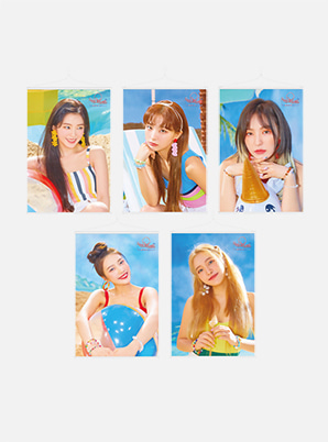 Red Velvet WALL SCROLL POSTER - 'The ReVe Festival' Day 2