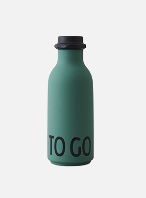 DESIGN LETTERS To Go Water Bottle