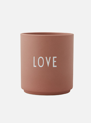 DESIGN LETTERS Favorite Cup