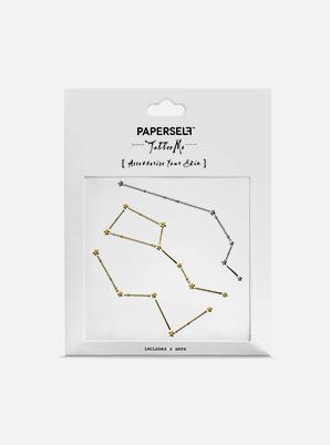 [MD &P!CK] PAPERSELF Star-Crossed TATTOO STICKER
