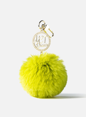 NCT DREAM 2019 FUR KEYRING