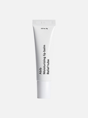 Abib Moisturizing lip balm Relief tube