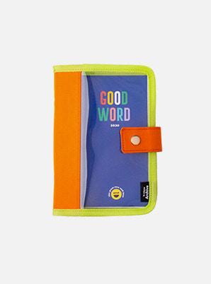 LUCALAB 2020 AC Good Word Diary