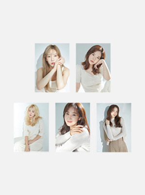 GIRLS' GENERATION-Oh!GG SEASON'S GREETINGS 2020 POSTER