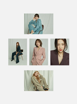 Red Velvet SEASON'S GREETINGS 2020 POSTER
