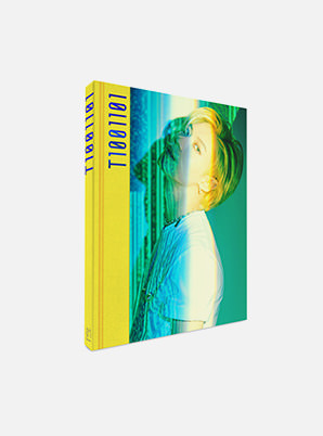 TAEMIN 2ND CONCERT T1001101 PHOTO BOOK