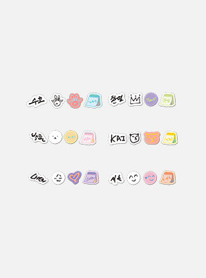 EXO CHEER UP ROLL MASKING TAPE