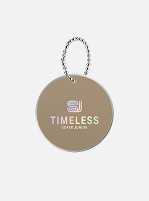 SUPER JUNIOR RANDOM KEYRING - TIMELESS