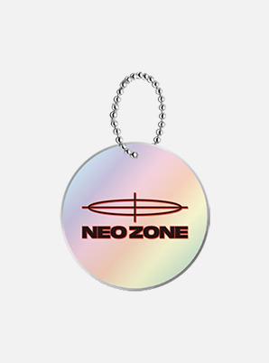 NCT 127 RANDOM KEYRING - NCT #127 Neo Zone