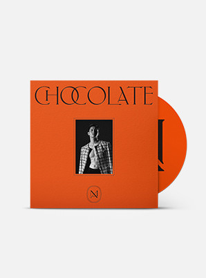 MAX CHANGMIN The 1st Mini Album - Chocolate (Random cover ver.)