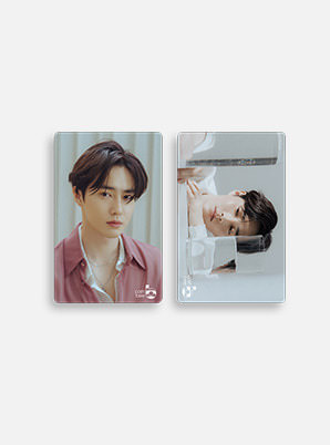 SUHO TRANSPORTATION CARD - 자화상 (Self-Portrait)