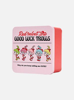 Red Velvet VITAMIN C KOREAEUNDAN - Red Velvet Loves GOOD LUCK TROLLS