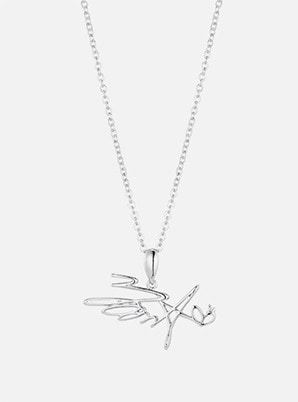 YOONA ARTIST BIRTHDAY NECKLACE