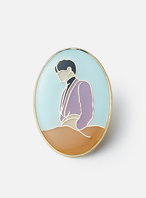 SUHO BADGE - 자화상 (Self-Portrait)