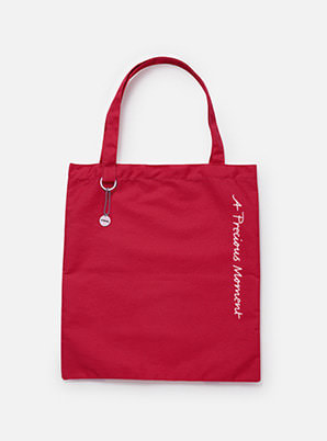 [A PRECIOUS MOMENT] U-Know LETTERING ECO BAG